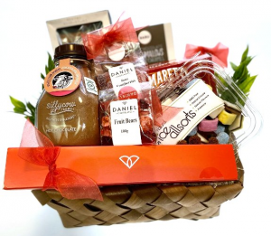 Sweet Tooth Gift Basket in Invermere, BC | INSPIRE FLORAL BOUTIQUE