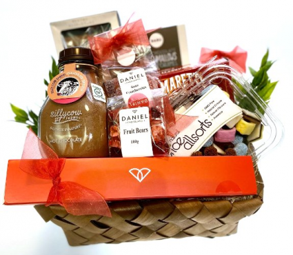 Sweet Tooth Gift Basket