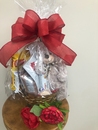 Sweet Treat Basket  Gift Basket