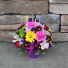 Sweet Treat - Purple Birthday Arrangement