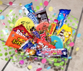 Sweet Treats Basket Candy/Food/Drinks