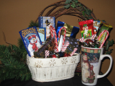 Sweet treats Basket Gift Basket