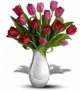SWEET TULIPS ELEGANT AND MIXTURE FLOWERS