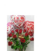 Sweet Valentine Arrangement