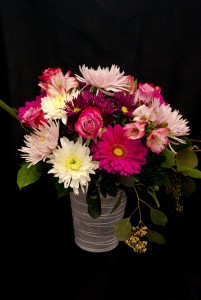 Sweet Valentine Arrangement Mixed flowers
