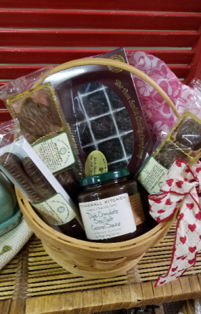 Sweet Selects! Chocolate Basket