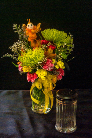 Sweet Wishes  Mixed floral arrangement