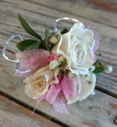 Father daughter dance wrist corsage For elementary age only