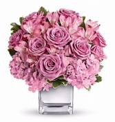 Sweeter Than Sugar Cube Vase
