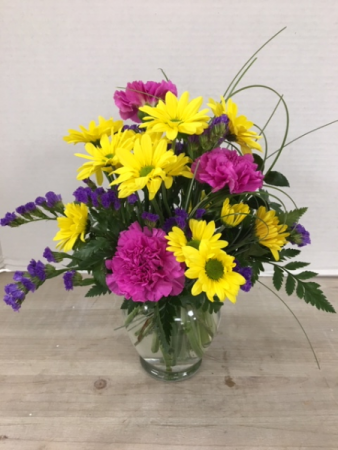 Sweetest Blooms Vase