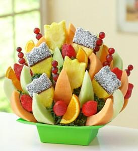 Sweetest Bunch Fruit Bouquet Fresh Fruit Bouquet