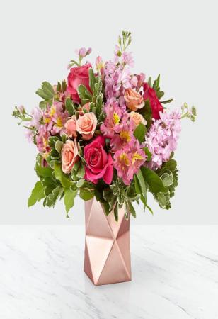 Sweetest Crush Bouquet FTD Vase Arrangement
