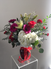 colorful life Floral arrangement