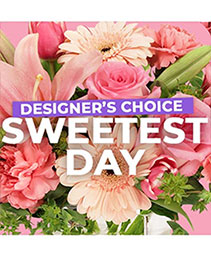 Sweetest Day Arrangement Designer's Choice