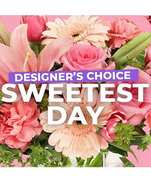 Sweetest Day Arrangement Designer's Choice in Honolulu, HI | ST. LOUIS FLORIST & FRUITS