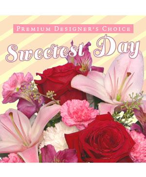 Sweetest Day Beauty Premium Designer's Choice in Hillsboro, OR | FLOWERS BY BURKHARDT'S
