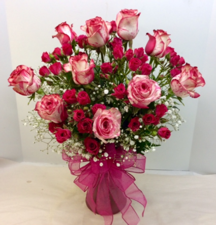Fabulous Fuchsia Florals