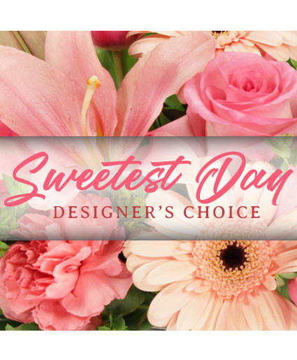 Sweetest Day Florals Designer's Choice