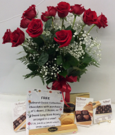 Vased Rose Special