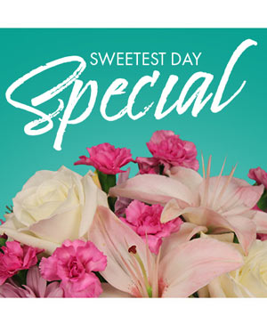 Sweetest Day Special Designer's Choice in Charlottesville, VA | PLANTSCAPES FLORIST INC