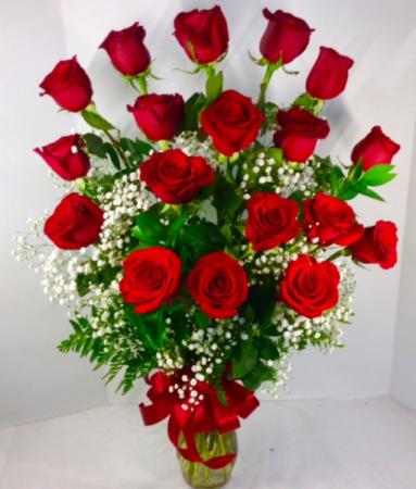 Premium Rose Special  Long Stem Arrangement