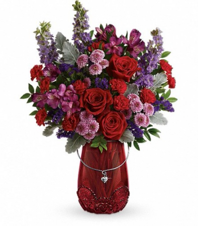 Sweetest Haute Bouquet Valentine's Day