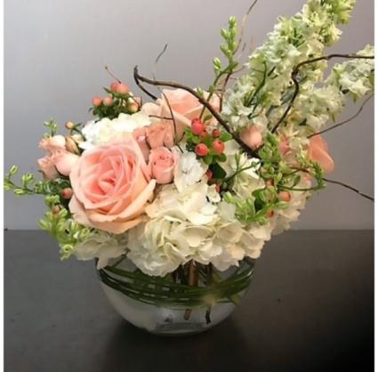 Blushing Blooms Everyday