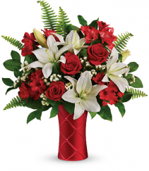 Sweetest Satin Bouquet all occasion