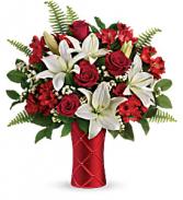Sweetest Satin Bouquet Teleflora