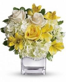 Sweetest Sunrise Bouquet EF27