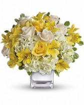 Sweetest Sunrise Bouquet One Side