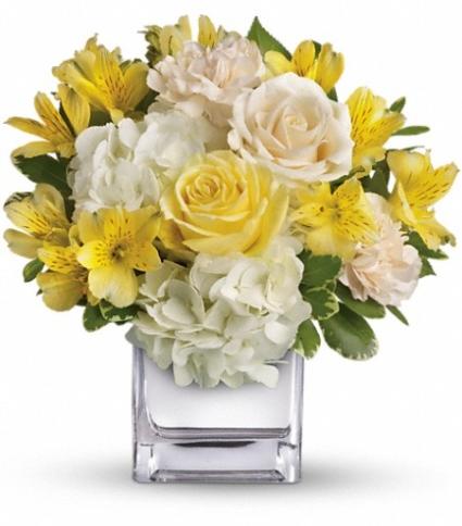 Sweetest Sunrise Bouquet of Flowers
