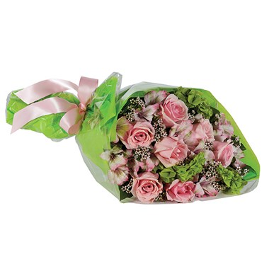 Sweetest Wishes Hand-Tied Bouquet