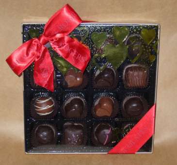 SWEETHEART ASSORTMENT Rogers' Chocolates