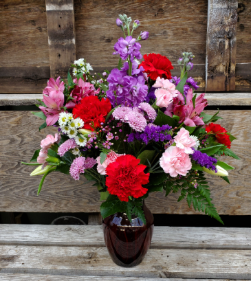 Sweetheart Bouquet VA6