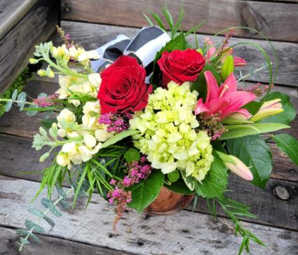 Sweetheart bouquet