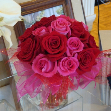 Sweetheart Bouquet Vase
