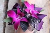 Purple Passion corsage