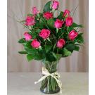 Sweetheart Dozen colored roses Dozen roses