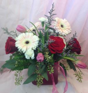 sweetheart garden Bouquet  in Iowa City, IA   Every Bloomin' Thing