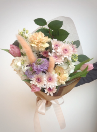 Sweetheart Hand Tied Bouquet