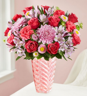 Sweetheart Medley 179408  in Beaufort, SC | Smiling Petals Flower Shop