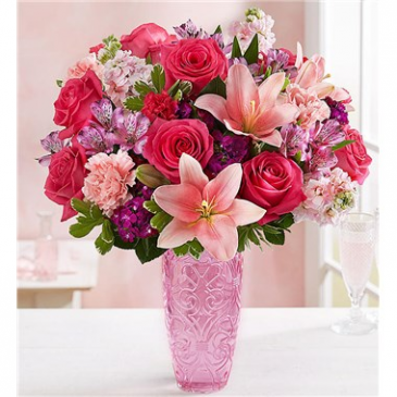 Sweetheart Medley Valentine's Day Bouquet