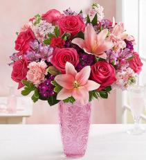 Sweetheart Medley Vase