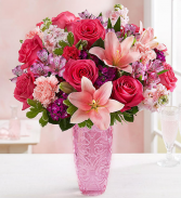 Sweetheart Medley Vase Arrangement