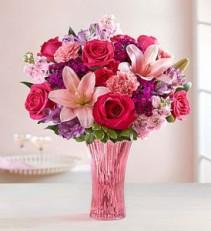 Sweetheart Medley Vase design