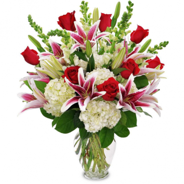 Sweetheart Mix Flowers