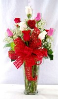 Sweetheart Mix Vase Arrangement