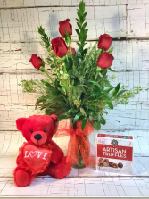 Sweetheart Package Arrangement