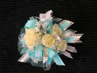 Sweetheart Rose Wrist Corsage